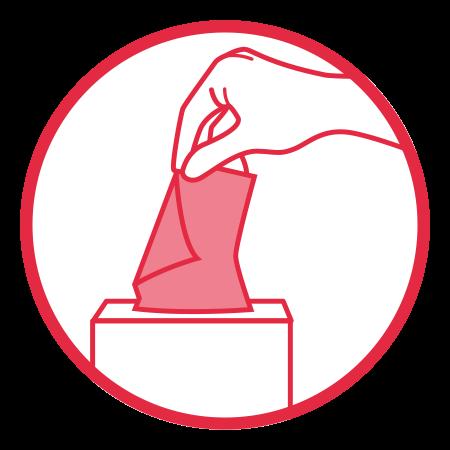 icon serviette